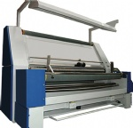 fabric rolling & inspection machine
