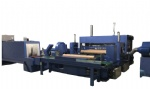 PE film fabric roll wrapping machine
